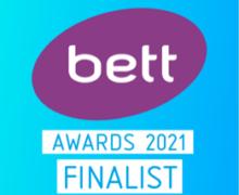 Bett awards finalist 2021